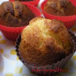 muffins nutella confiture
