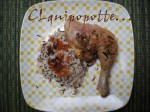 papillotte poulet