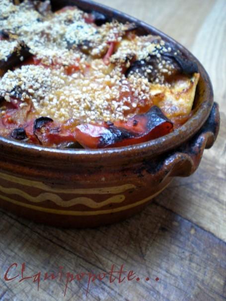 lasagnes provencales