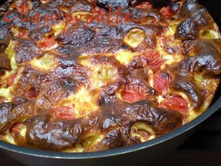 clafoutis tomate cerise (1)