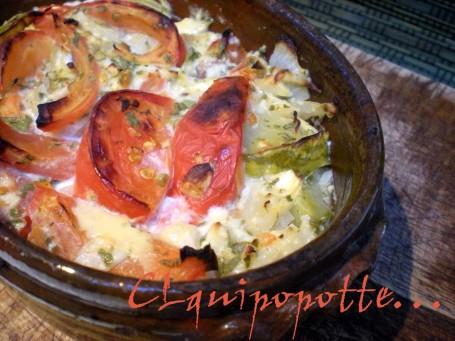 fondant tomate