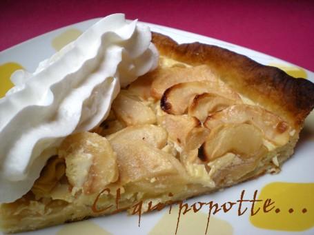 tarte aux pommes (2)